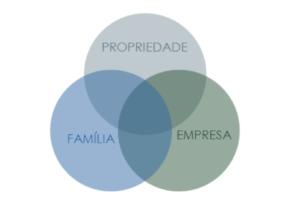 O Modelo De Três Círculos Do Sistema